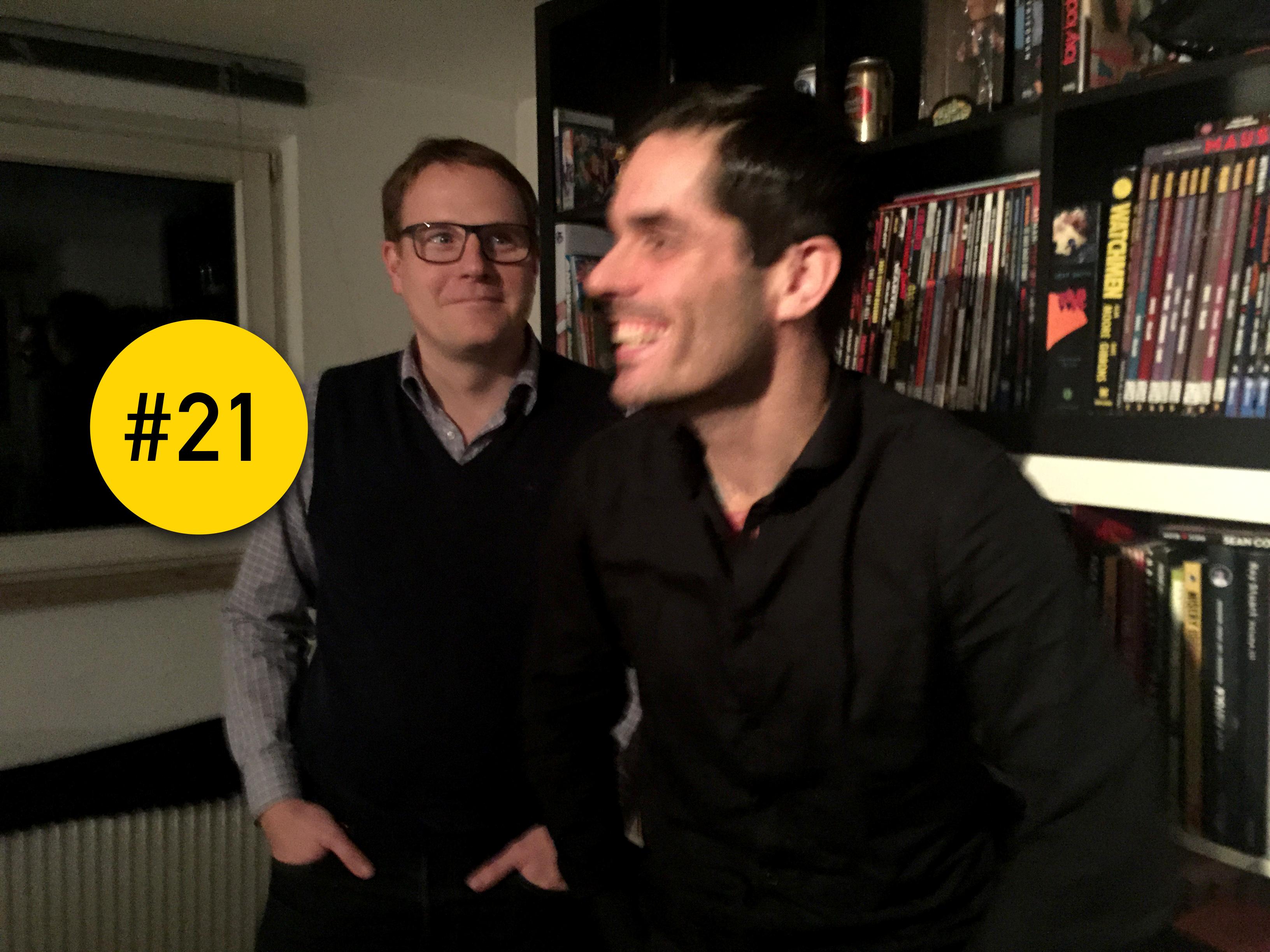 Äthervox Köln Podcast