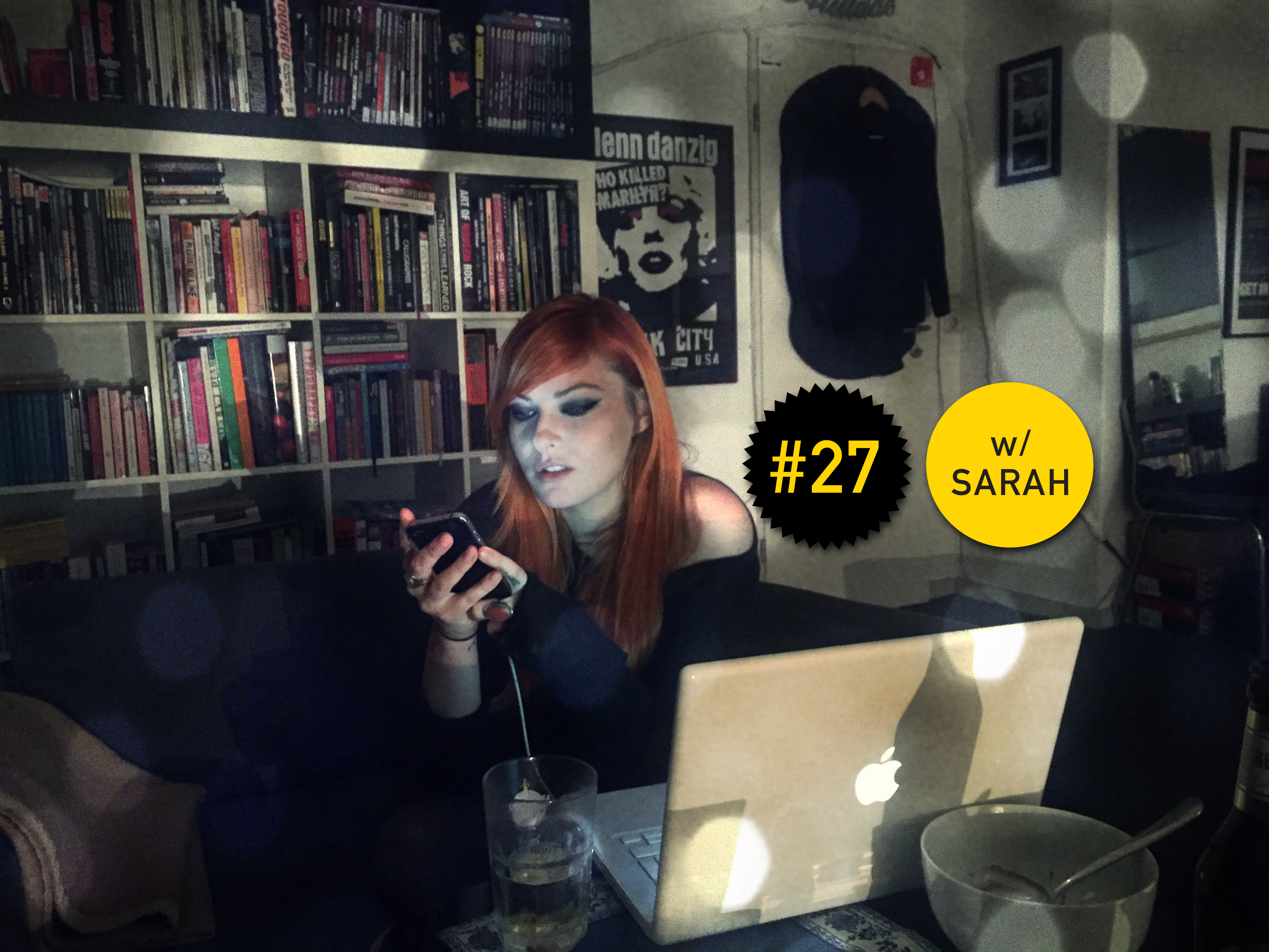 AVE#27: Sarah & Destroy