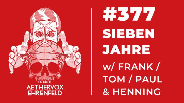 Aethervox Köln Podcast Jubiläum